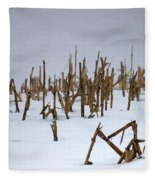 Heartland Winter Fleece Blanket