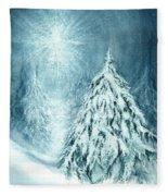 Heaven And Nature Sing  Fleece Blanket