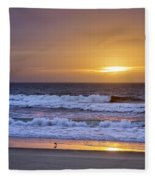 Heaven And Paradise Fleece Blanket
