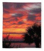 Heaven On Earth Fleece Blanket