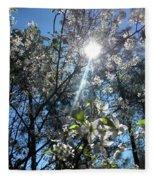 Heaven Sent Spring 2018 Fleece Blanket