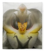 Heavenly Orchid Fleece Blanket