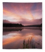 Heavenly Skies Fleece Blanket