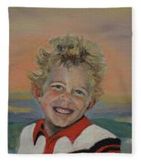 Heaven's Child Fleece Blanket