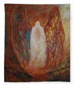 Heavens Watch Fleece Blanket