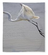 Heavy Flight Fleece Blanket