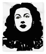 Hedy - Touching The Sublime Fleece Blanket