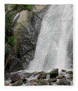Helen Hunt Falls 2 Fleece Blanket