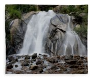 Helen Hunt Falls Fleece Blanket