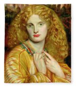 Helen Of Troy Fleece Blanket