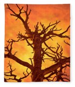 Hell Fleece Blanket