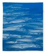 Hellers Barracuda Fleece Blanket