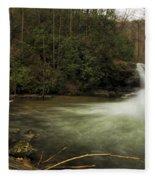 Hemlock Falls Fleece Blanket