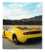 Hennessey Venom Gt Fleece Blanket