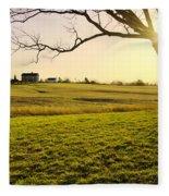 Henry Hill Fleece Blanket