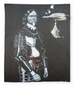 Henry Ireton Fleece Blanket