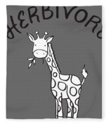 Herbivore Fleece Blanket
