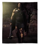 Hercules Fleece Blanket