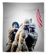 Heroes Fleece Blanket