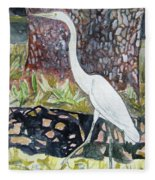 Herron Fleece Blanket