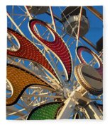 Hershey Ferris Wheel Of Color Fleece Blanket