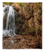 Heughs Falls Fleece Blanket