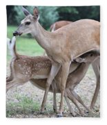 Hey, Can I Have Some? Fleece Blanket