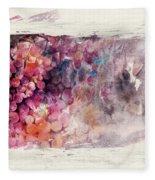Hidden Beauty Fleece Blanket