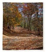 Hidden Road Fleece Blanket