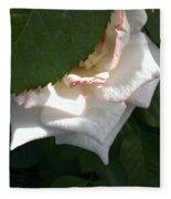 Hidden Rose Fleece Blanket