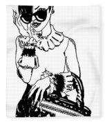 High Fashion 2 Fleece Blanket