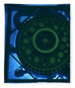 High Flux Isotope Reactor Pool Fleece Blanket