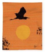 High Flyer Fleece Blanket