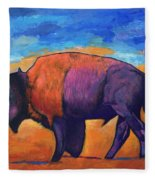 High Plains Drifter Fleece Blanket