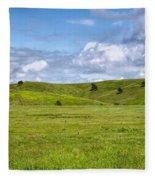 High Plains Driving Fleece Blanket