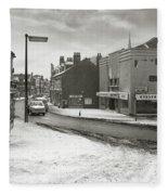 High Street, Lye - 1960's    Ref-60 Fleece Blanket