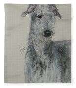 Highland Hunter Fleece Blanket