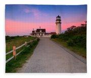 Highland Light Fleece Blanket