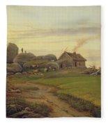 Hill Top Fleece Blanket