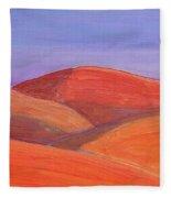 Hill Tops Fleece Blanket