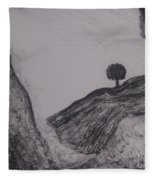 Hills Fleece Blanket