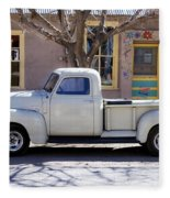 Hillsboro New Mexico 1949 Gmc 100 Fleece Blanket