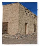 Historic Fort Leaton- Texas Fleece Blanket