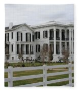 Historic Plantation Fleece Blanket