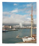 Hms Falken Fleece Blanket