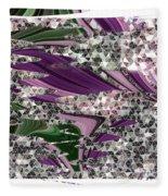 Hodge Podge Art Fleece Blanket