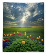 Hold Fast What Is Good Fleece Blanket