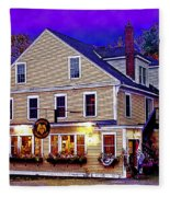 Holderness General Store Fleece Blanket