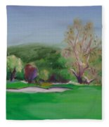 Hole12 Ohlone Ridge Fleece Blanket