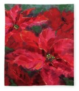 Holiday Fleece Blanket